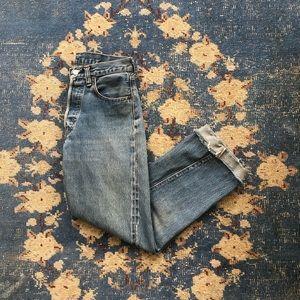 Vintage Levi's Wedgie Jean 26